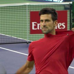 Djokovic entrenamiento en mindfulness